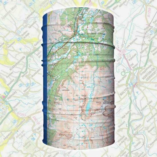 Cairngorms Map